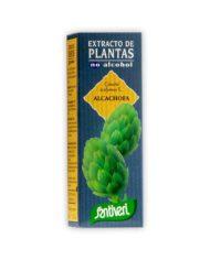 PLANTAS EXTRACTO ALCACHOFA