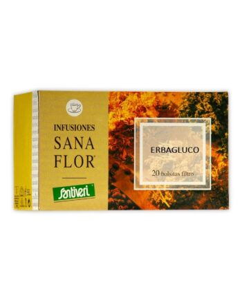SANAFLOR INFUSION ERBAGLUCO THE-4