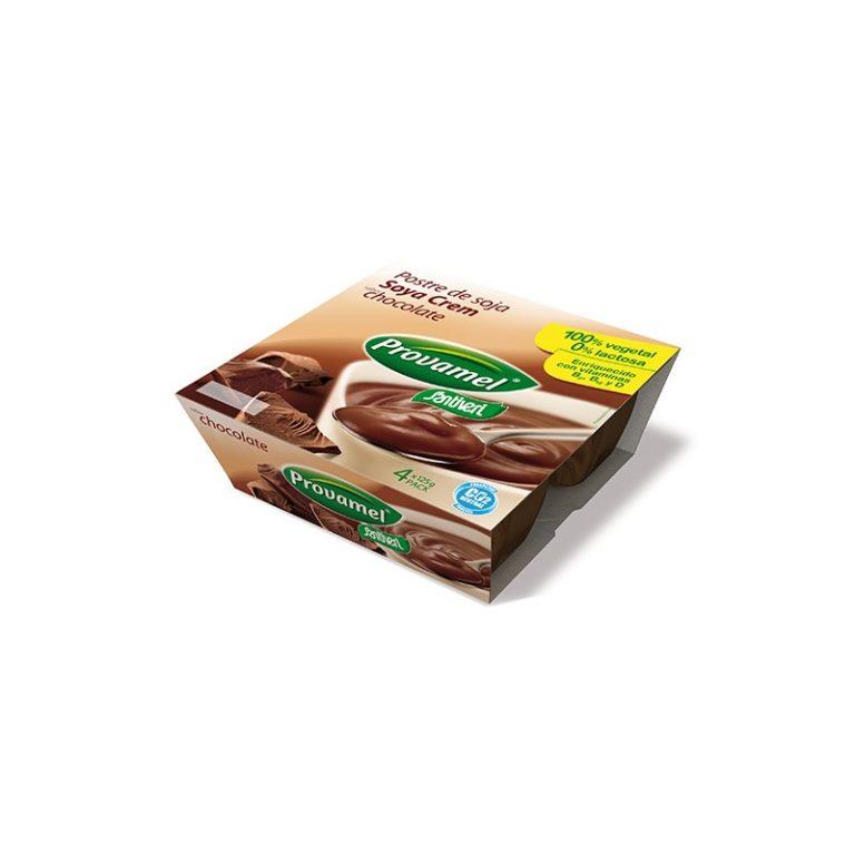 SOYA CREM CHOCOLATE PACK.4